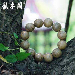 柬埔寨菩萨天然沉香 20mm菩萨沉香 花果蜜香 佛珠手串 sl-6995
